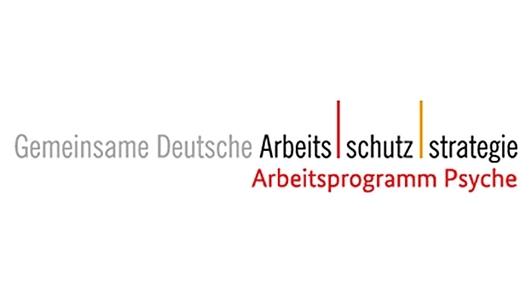 Logodes GDA-Arbeitsprogramms Psyche