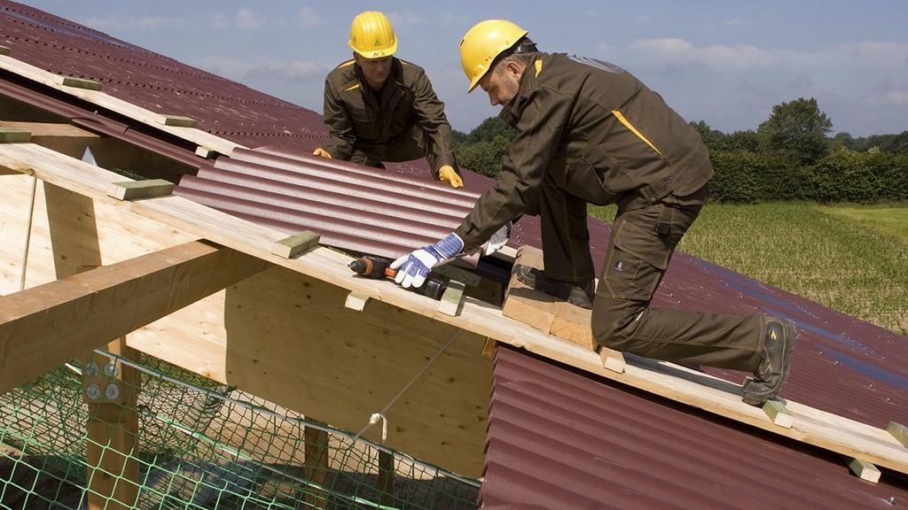 Dacharbeiten: Die unterschätzte Gefahr