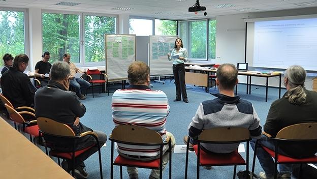 kommmitmensch: Seminar Gesunde Führung