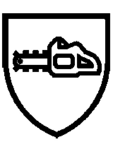 Bild:Piktogramm Kettensäge