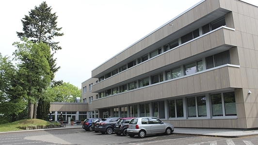 Gebäude Verwaltungsseminar