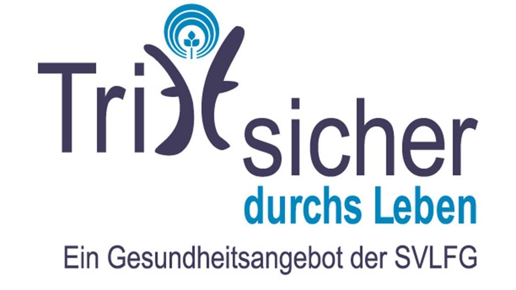 Logo Trittsicher durchs Leben