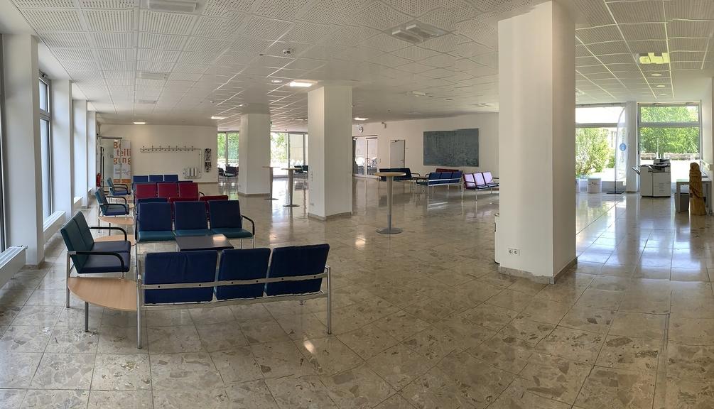 Foyer Verwaltungsseminar