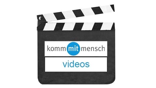 Videos der Kampagne kommmitmensch